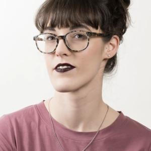 Portrait de Mélanie Jannard. Crédit photo: Sylvie Vincent.