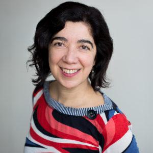 Portrait d'Eva Quintas. Crédit photo: Catherine Aboumrad.