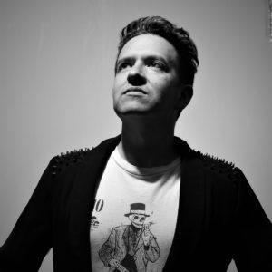 Portrait de Felipe Nadeau Martinez. Crédit photo: Alvaro Rivera.